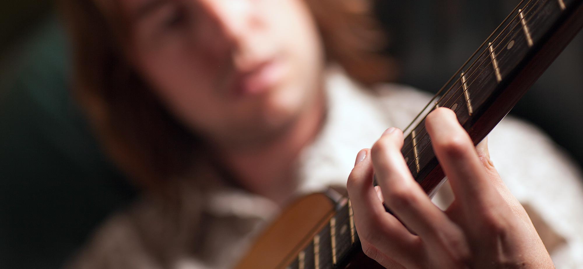 Learn how to properly play the acoustic guitar @ St. Lucie Music Lessons.