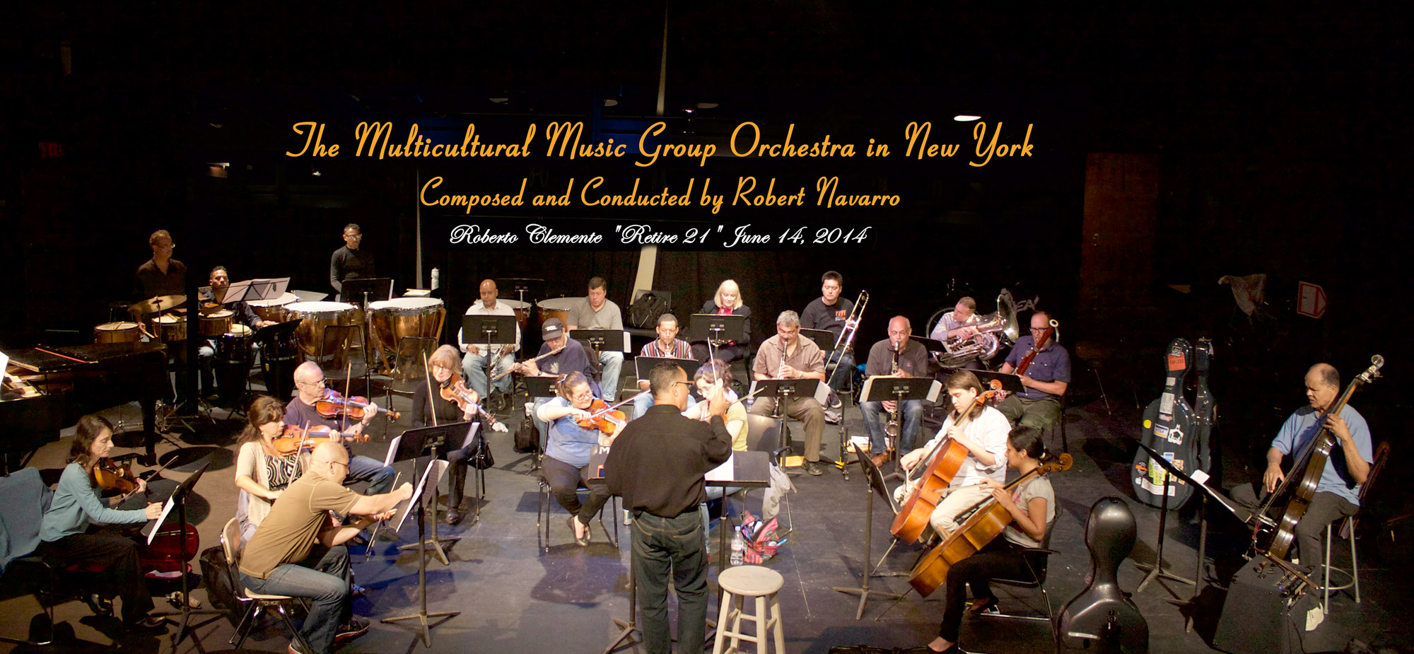 Multicultural Music Group Orchestra in New York